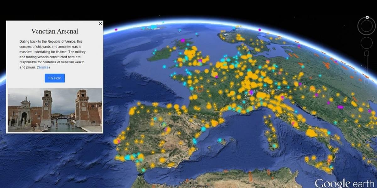 10 años de Google Earth, la aplicación que nos hizo ver el mundo tal como es
