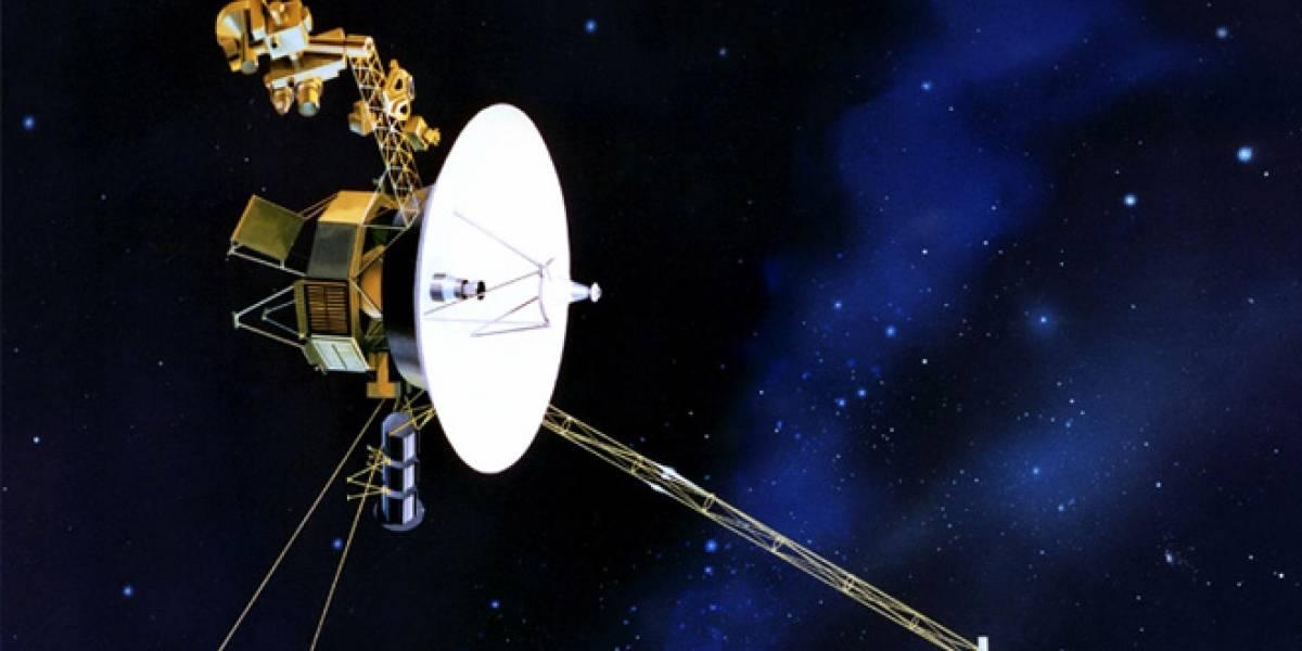 Voyager 2 cumple 35 años en el espacio
