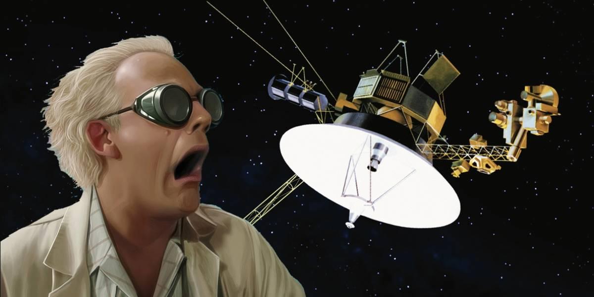 El Voyager enciende sus motores de nuevo 37 años después