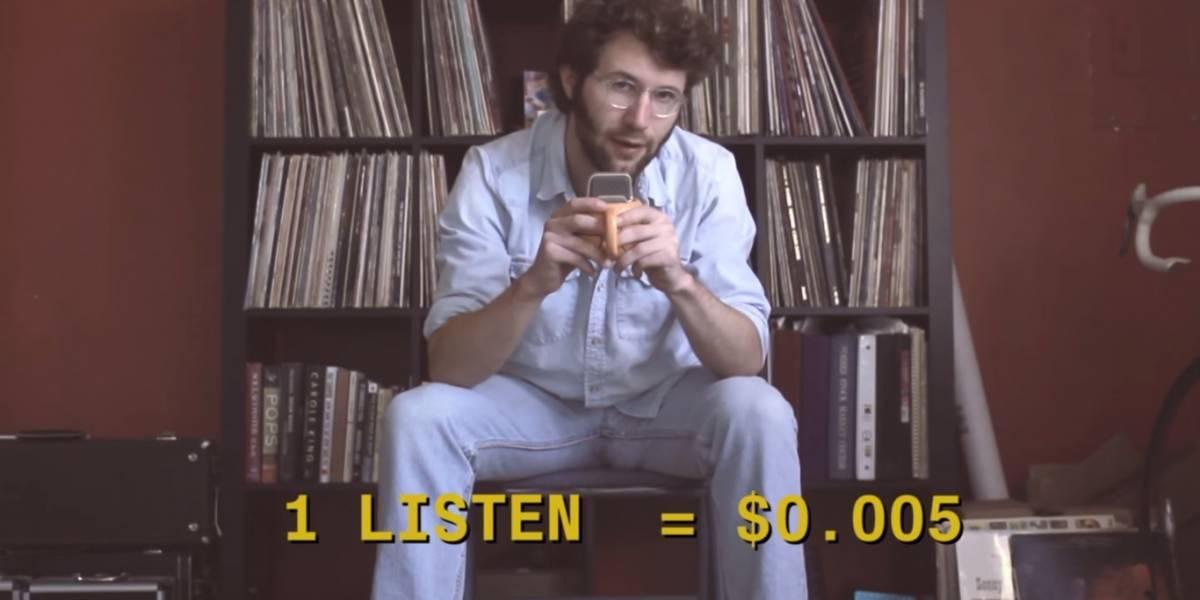 Spotify remueve album sin audio que hizo ganar USD$20.000 a una banda