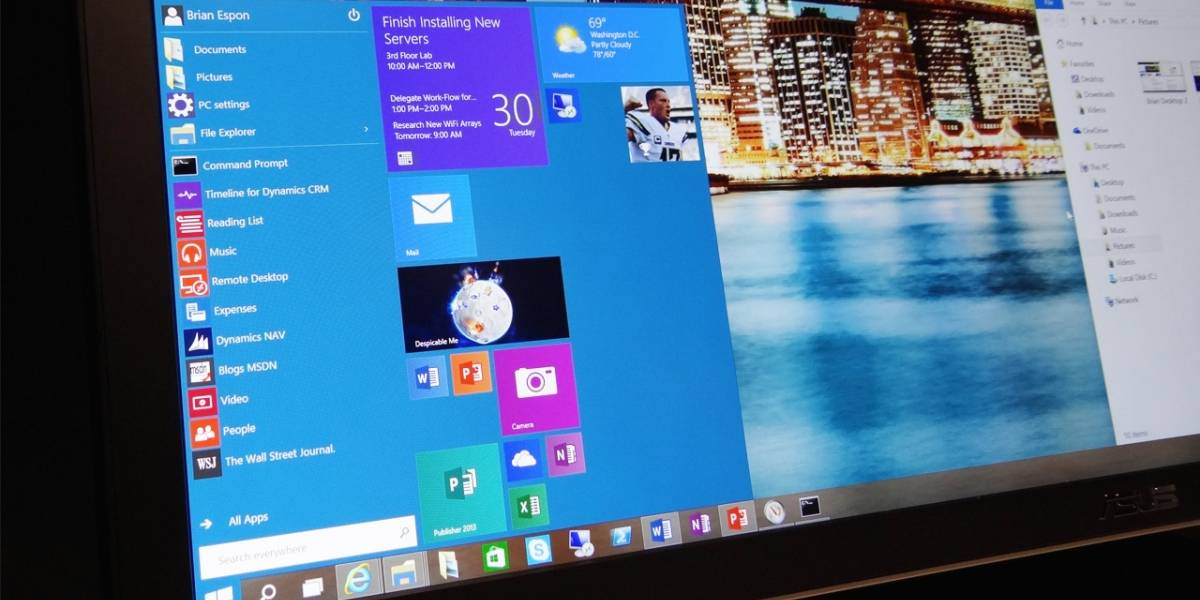 Cuidado con esta lista de errores que tendrá Windows 10 Technical Preview 2