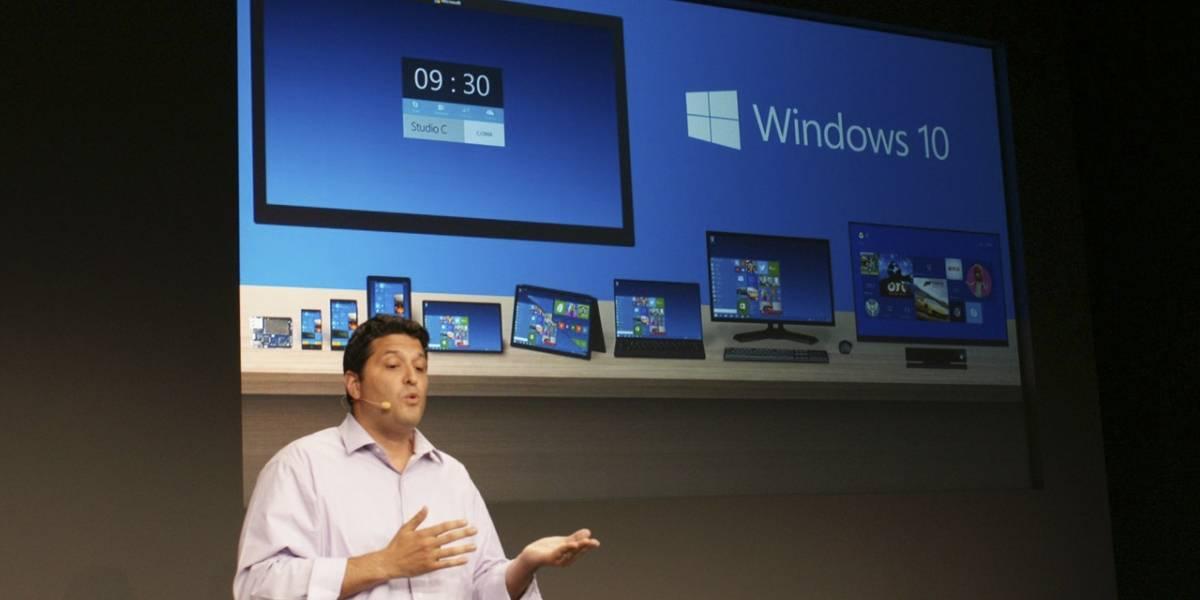 Windows 10 no será gratuito para los usuarios empresariales