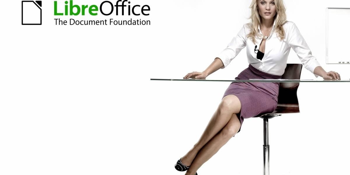 LibreOffice ya está disponible desde la Mac App Store