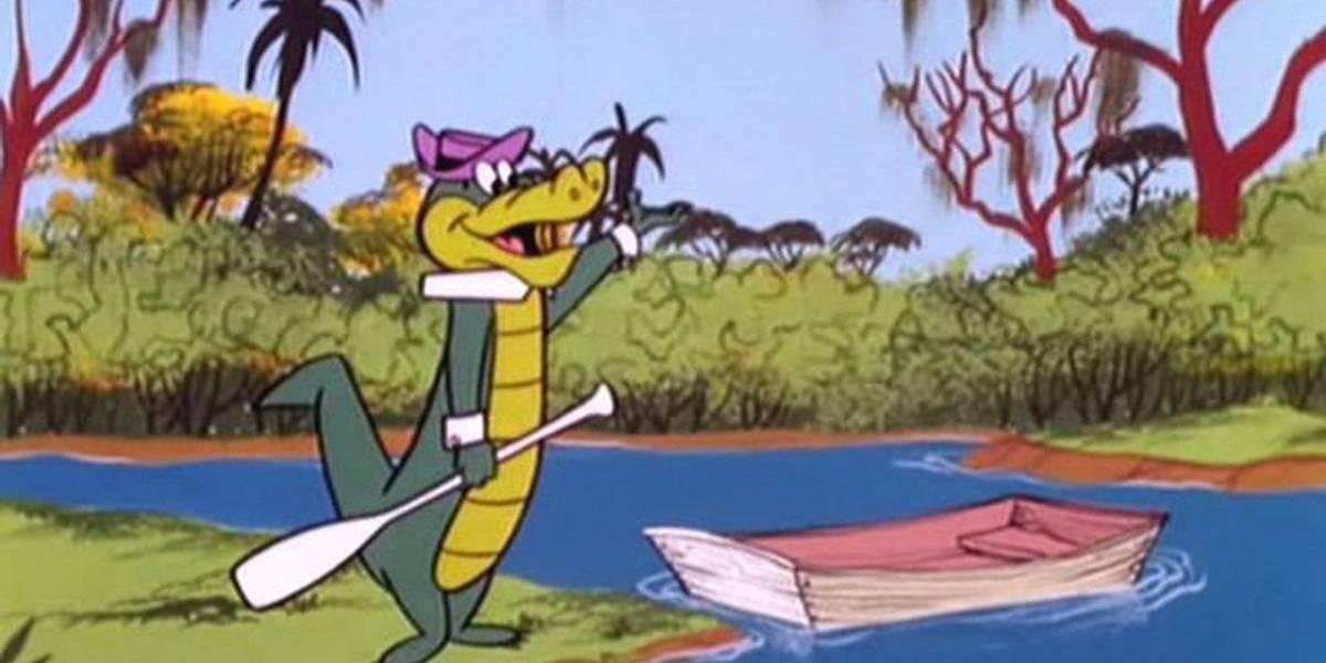 Este cocodrilo gigante era el terror de los dinosaurios en el jurásico