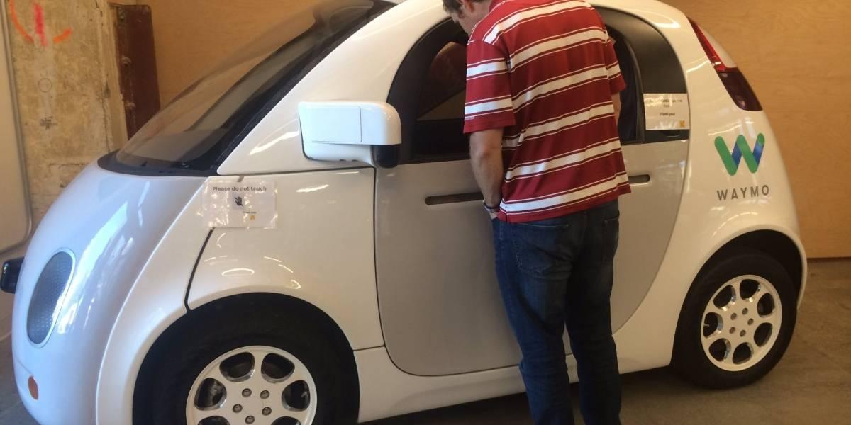 Waymo cancela su línea Firefly para impulsar el Chrysler Pacifica