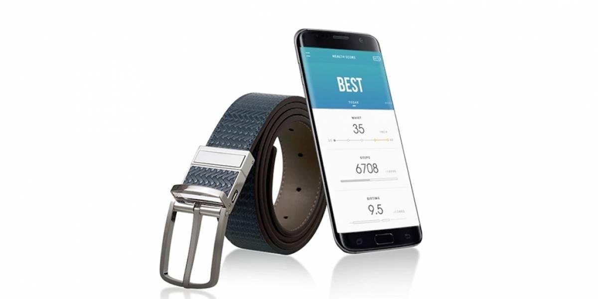 Compañía spin-off de Samsung lanza Kickstarter para cinturón inteligente