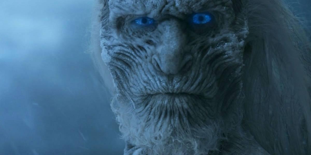 Así se da vida a un Caminante Blanco en Game of Thrones