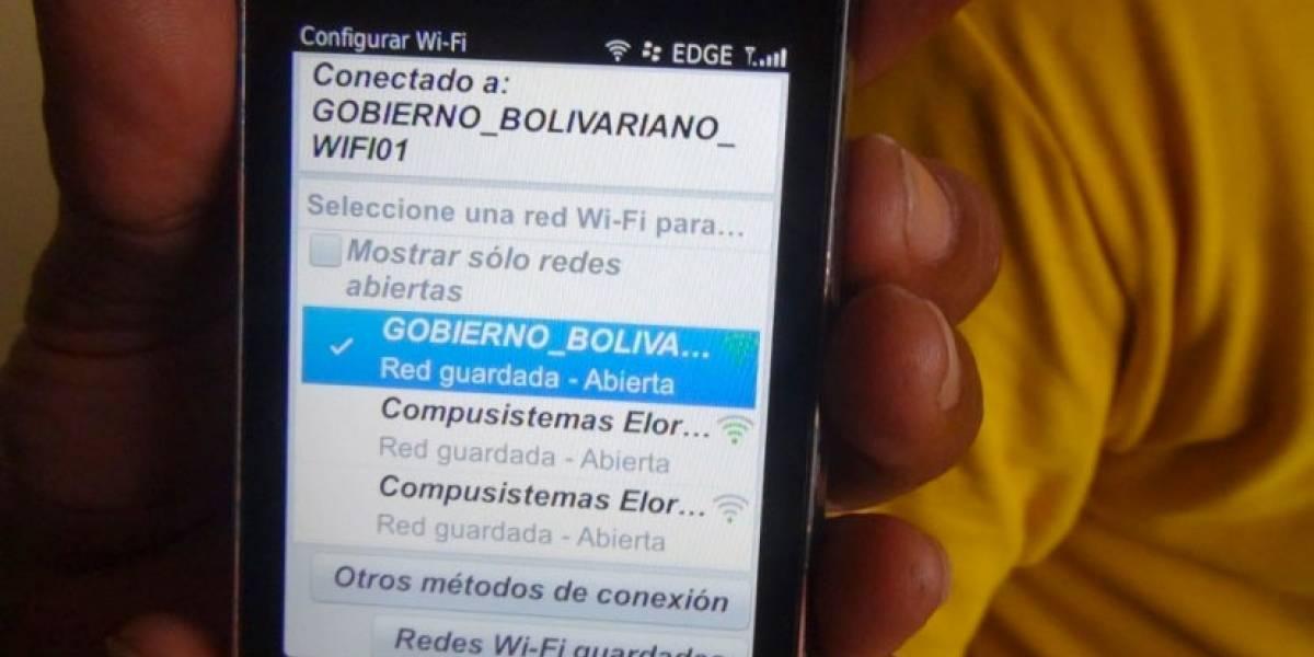 Venezuela invertirá millones en internet por Wi-Fi gratuito