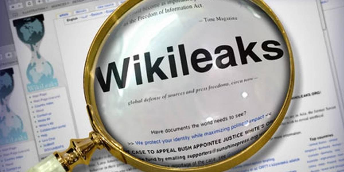 WikiLeaks sufre caída tras filtrar 60 mil correos del gobierno