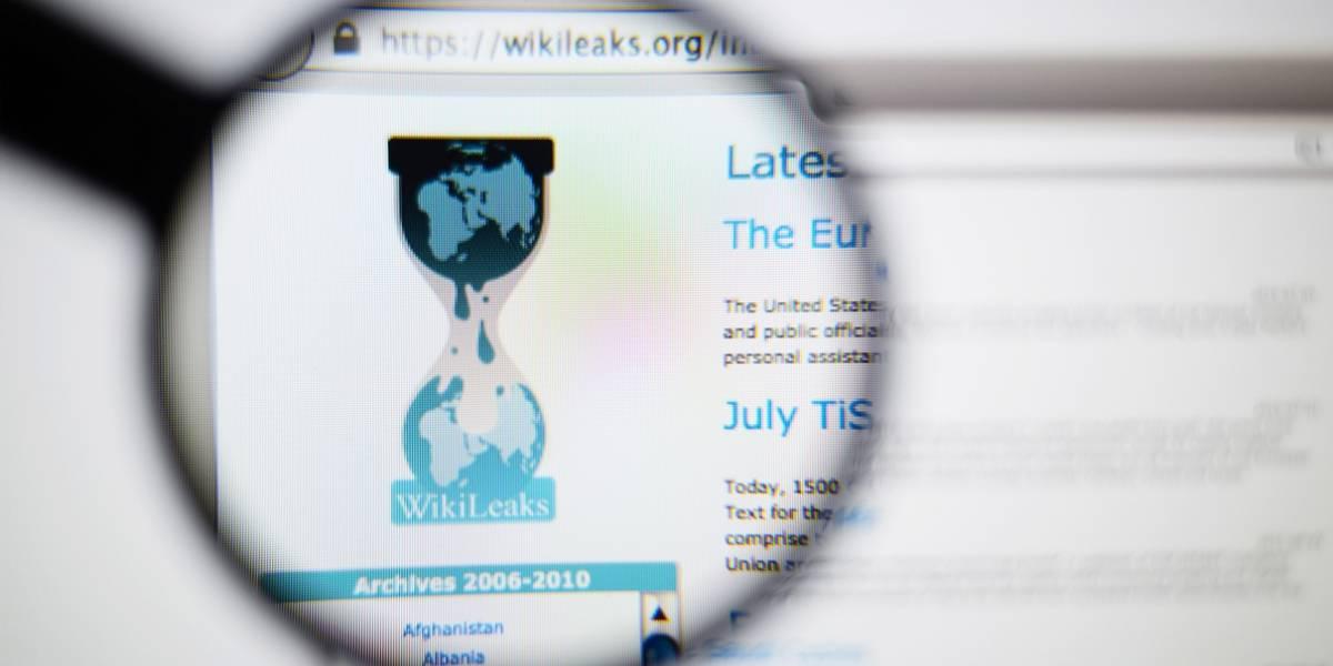 Hackearon el sitio web de Wikileaks y dejaron un mensaje desafiante