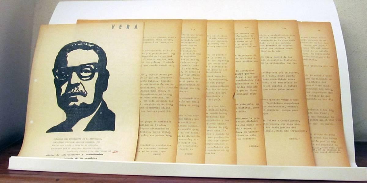 El legado de Salvador Allende a Wikisource
