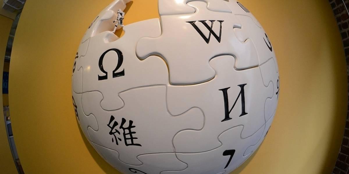 Liberan lista de los artículos más editados en Wikipedia durante 2016