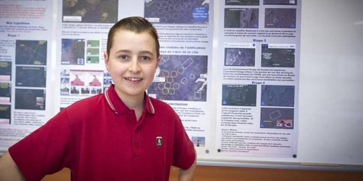 Adolescente encuentra ciudad Maya perdida usando Google Earth