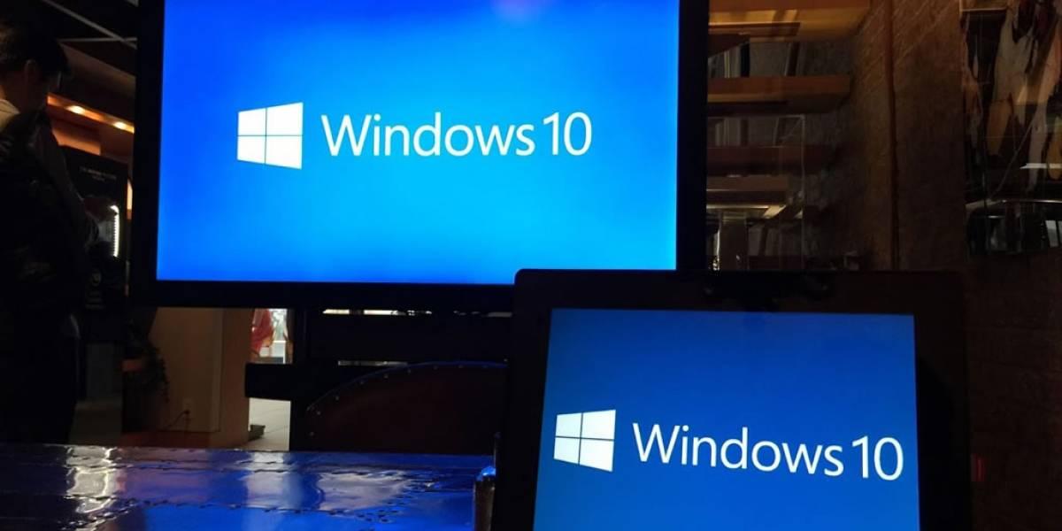 Microsoft acepta que no tendrá mil millones de instalaciones de Windows 10 para el 2018