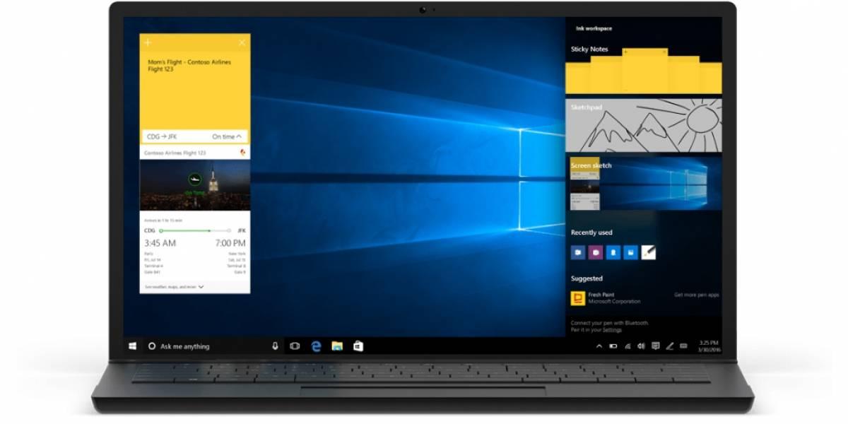 Microsoft dice que Windows 10 está en el 39% de computadoras