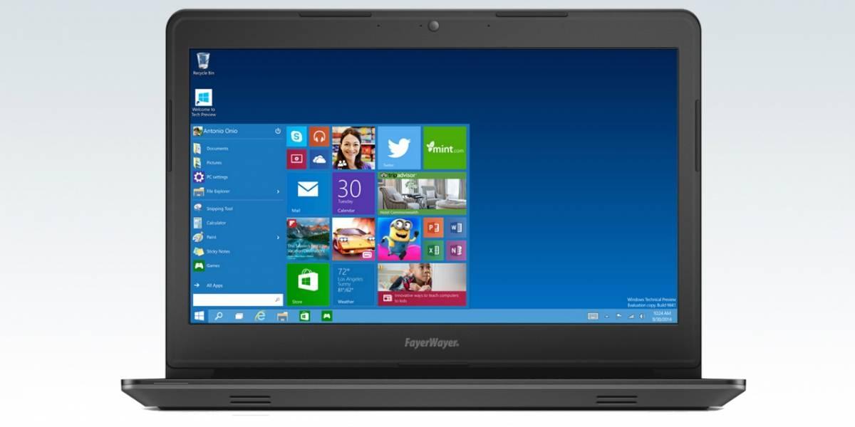 """Microsoft se deshará del """"truco"""" para obtener gratis Windows 10"""