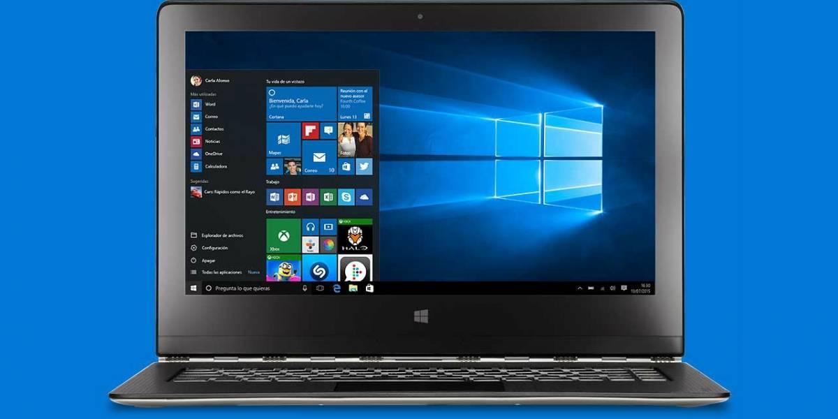 Windows 10 tendrá un nuevo Centro de Control