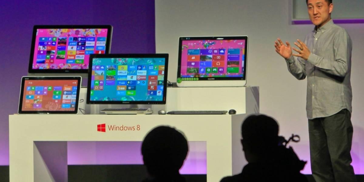 China prohíbe usar Windows 8 en su gobierno