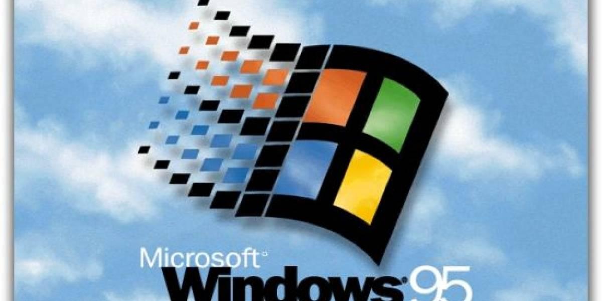 Brian Eno compuso la melodía de Windows 95... en un Mac