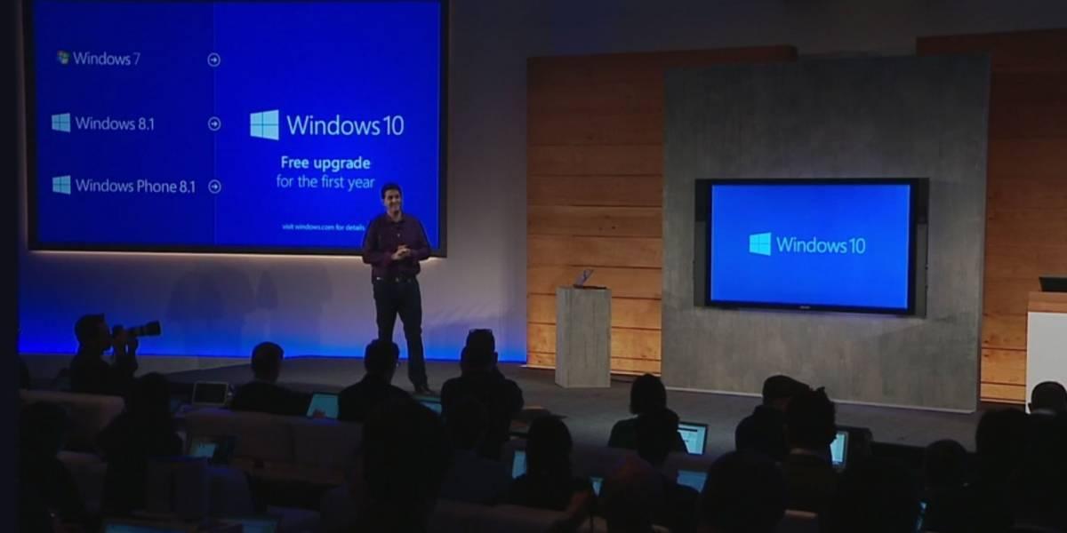 Windows 10 no se venderá como suscripción después de un año
