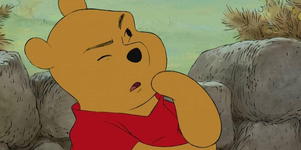 Gobierno chino bloquea a Winnie Pooh de internet