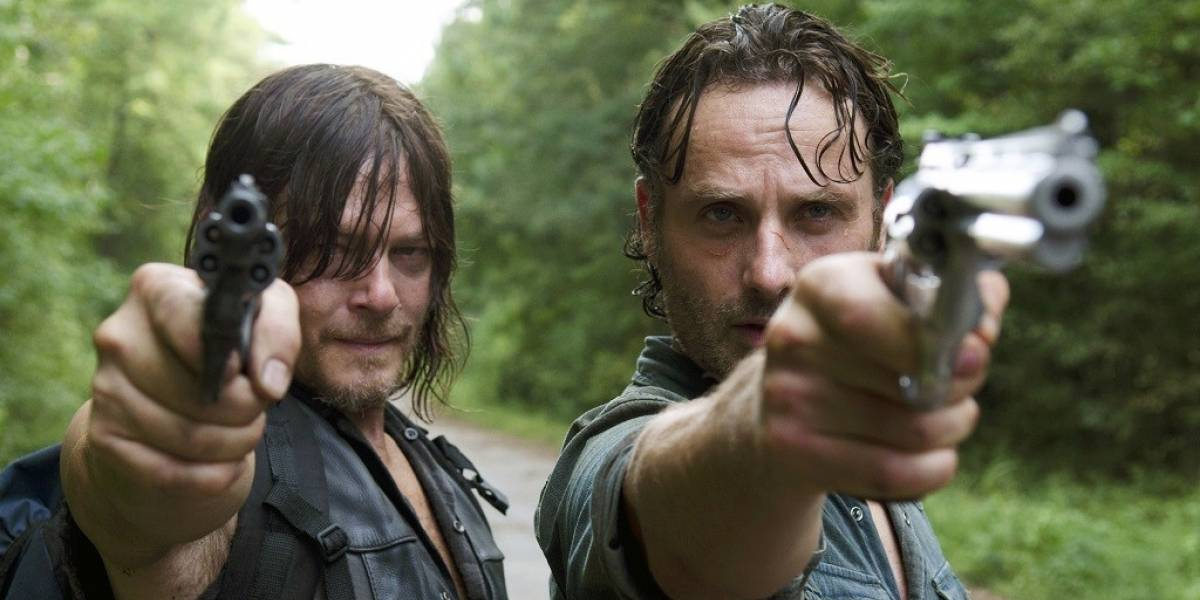 The Walking Dead registra significativa baja en su audiencia