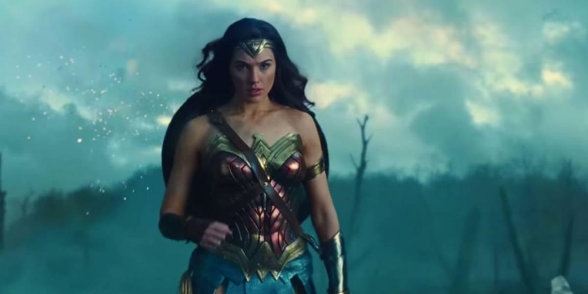 Warner querría un Oscar a mejor película para Wonder Woman