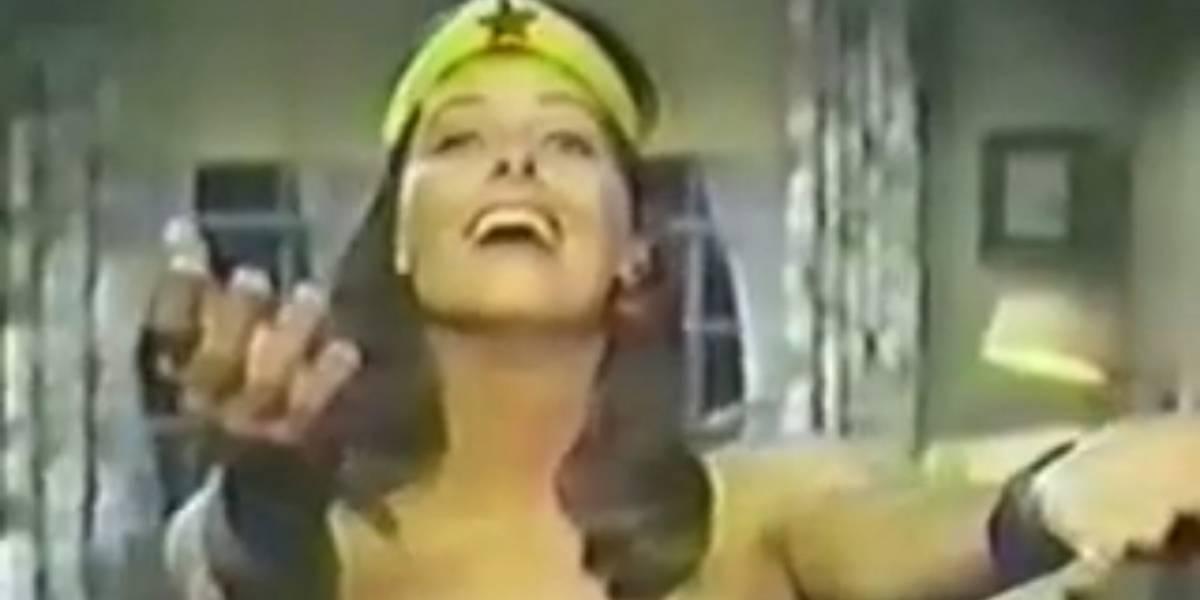 El corto de Wonder Woman que nunca deberías ver