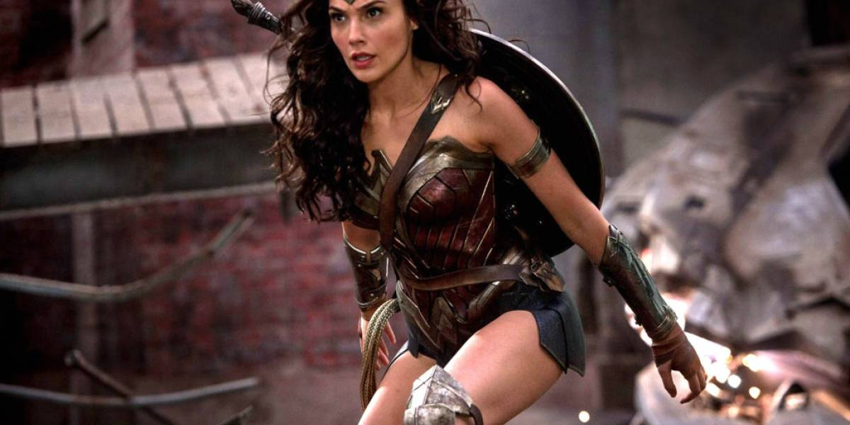 "La película animada de Wonder Woman sería ""Rated R"""