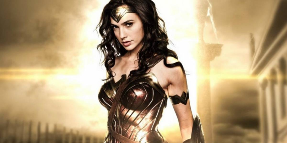 Lanzan trailer para TV de Wonder Woman