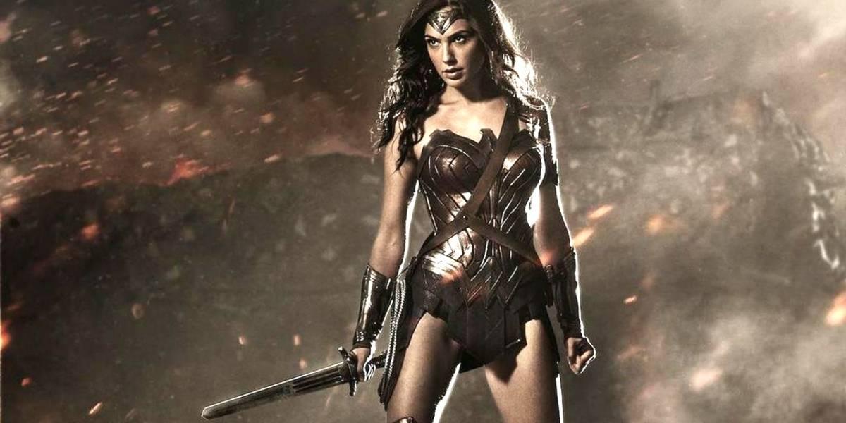 Wonder Woman estrena su primer trailer oficial