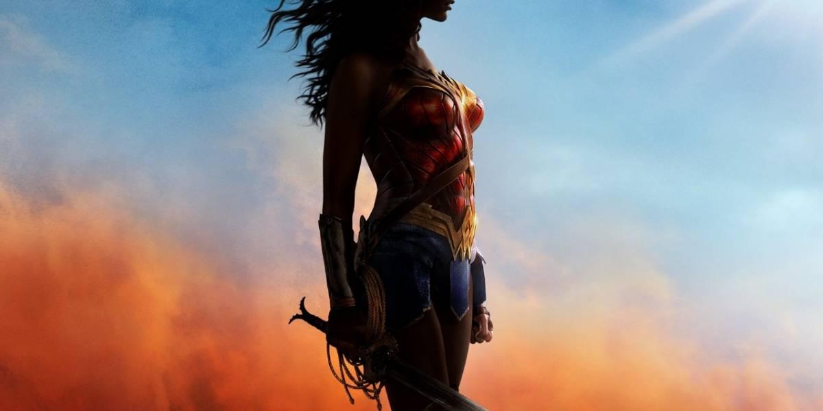 Wonder Woman estrena su primer y maravilloso tráiler