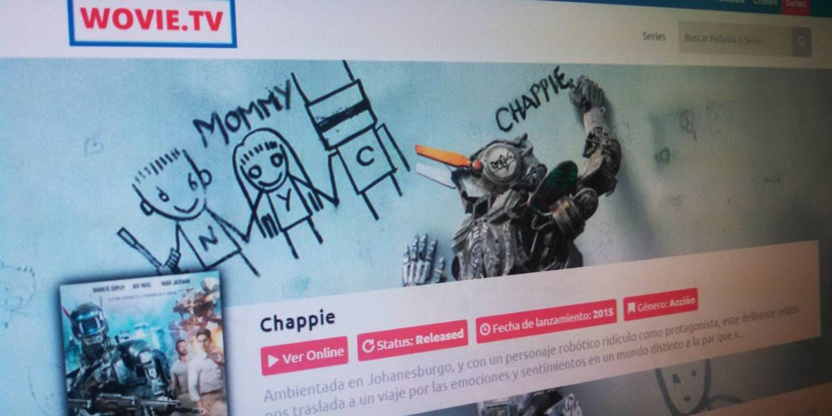 Wovie.tv, una nueva alternativa gratuita para películas en streaming