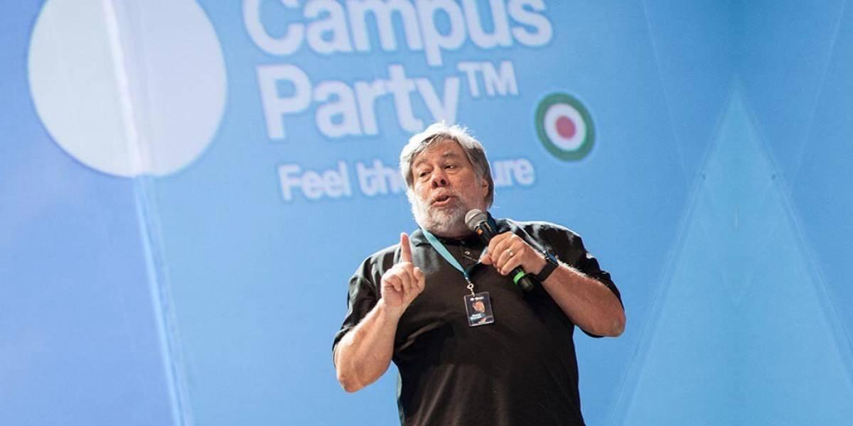 Steve Wozniak quiere que el iPhone sea menos cerrado