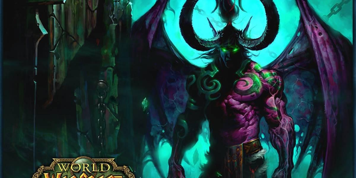 En tres meses, World of Warcraft pierde casi un millón de usuarios