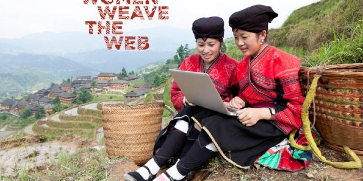 """World Pulse lanza la iniciativa """"Las mujeres tejen la web"""""""