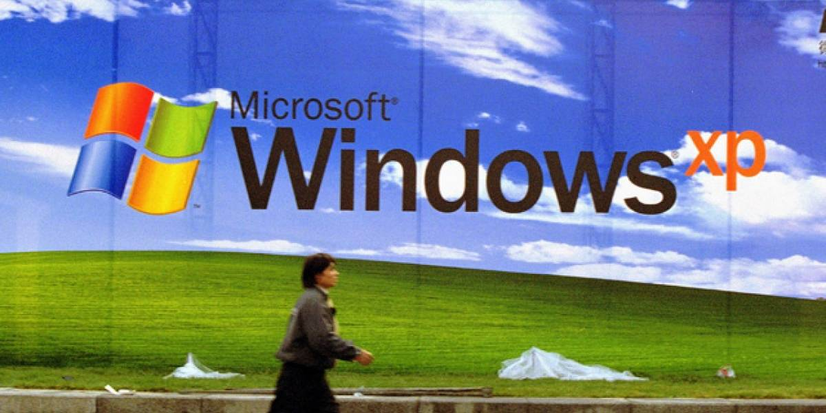 Gobierno chino hace un llamado para dejar de utilizar Windows XP