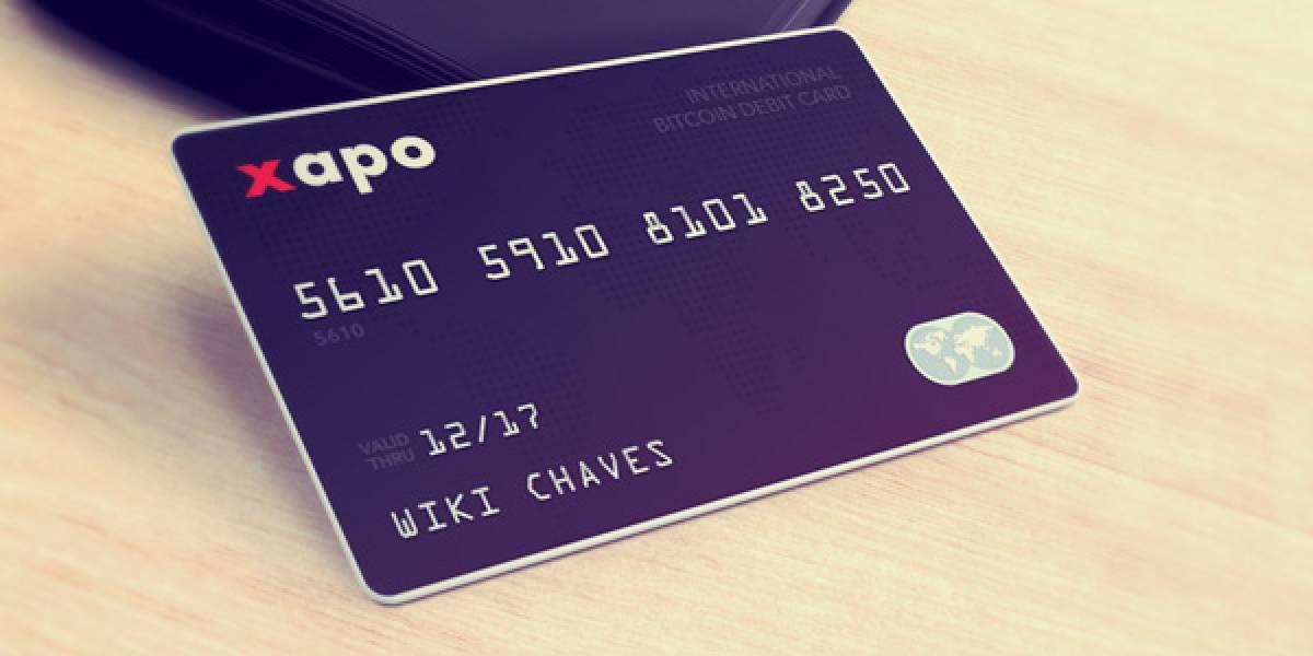 Xapo anuncia tarjeta de débito MasterCard para Bitcoins