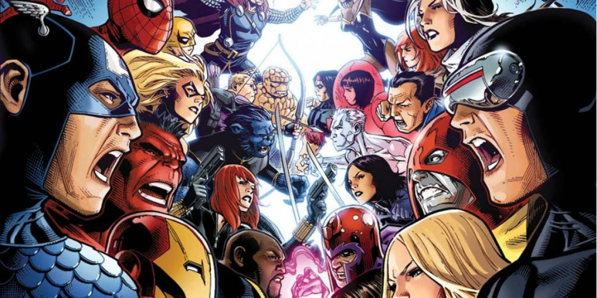 """Colaboración entre Avengers y X-Men es """"imposible"""" según Marvel"""