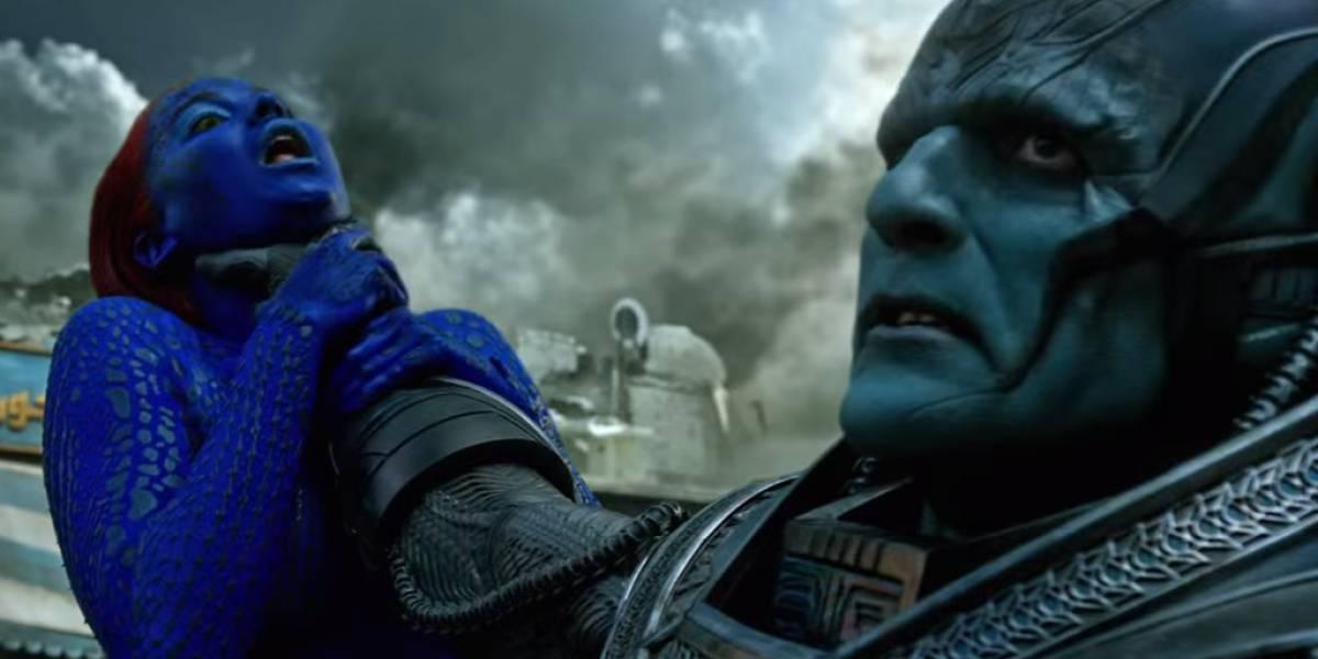 El último tráiler de X-Men: Apocalypse te dejará sin aliento