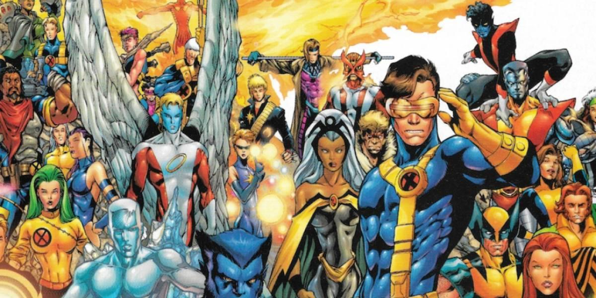 Fox y Marvel preparan nueva serie de televisión mutante