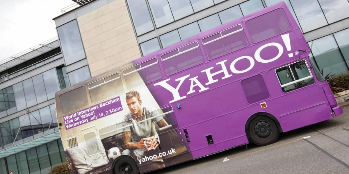 Yahoo estaría cerrando acuerdos para crear sus propias series de TV