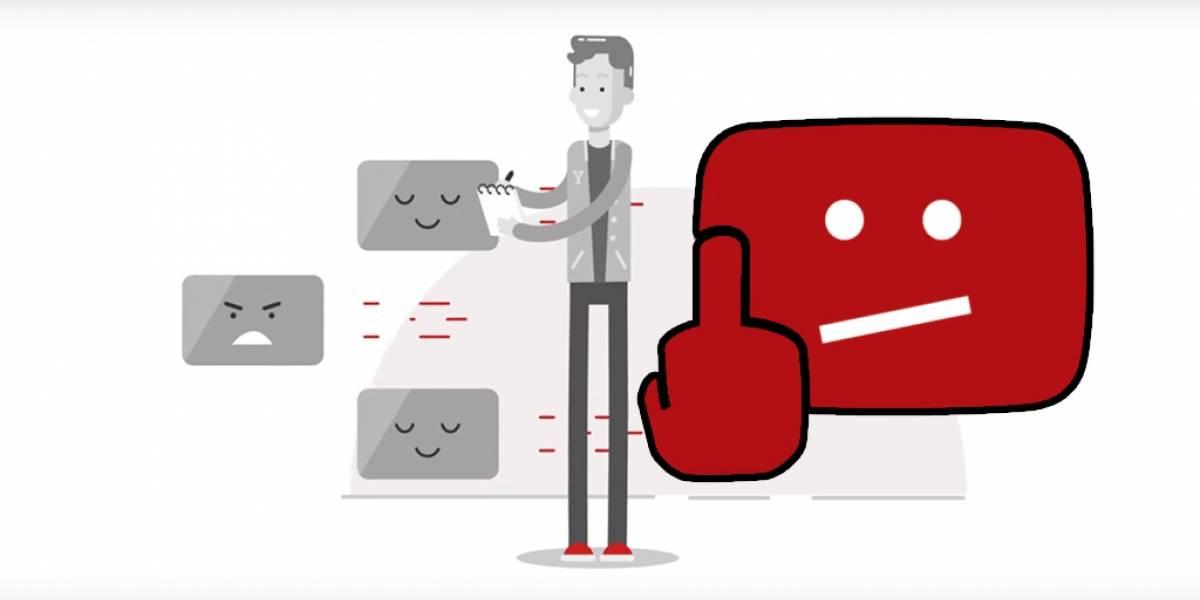 YouTube Heroes busca que los mismos usuarios moderen el sitio