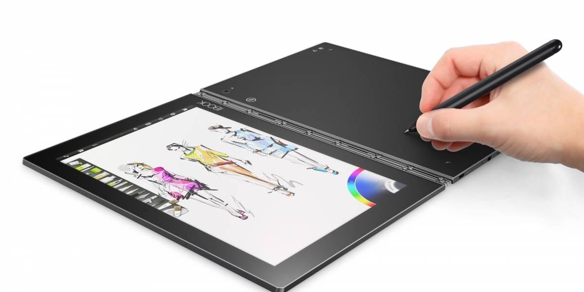 Lenovo Yoga Book, un buen complemento [FW Labs]