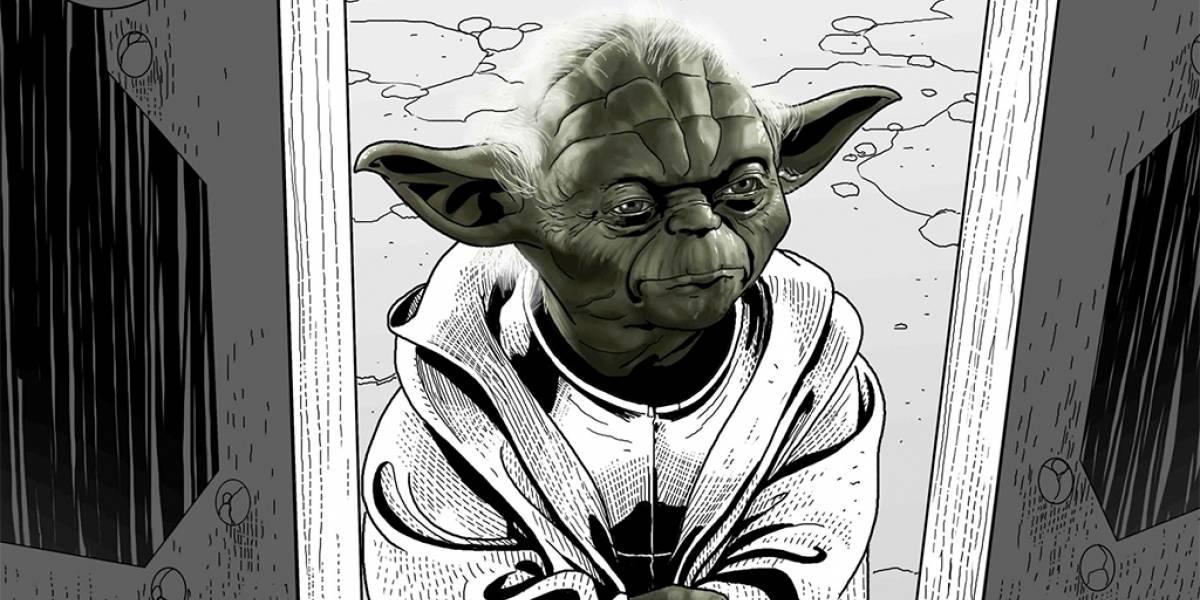 Conoceremos más del pasado de Yoda en nuevo cómic de Star Wars