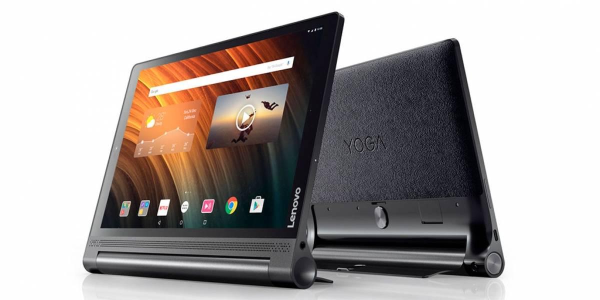 Lenovo presenta la Yoga Tab 3 Plus en #IFA2016