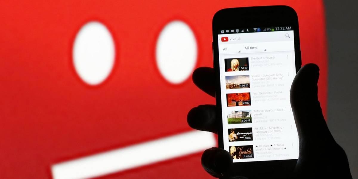 ¿Por qué algunos youtubers están tan molestos con YouTube?