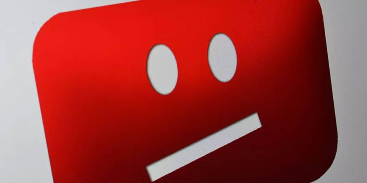 YouTube experimenta caída en algunas partes del mundo