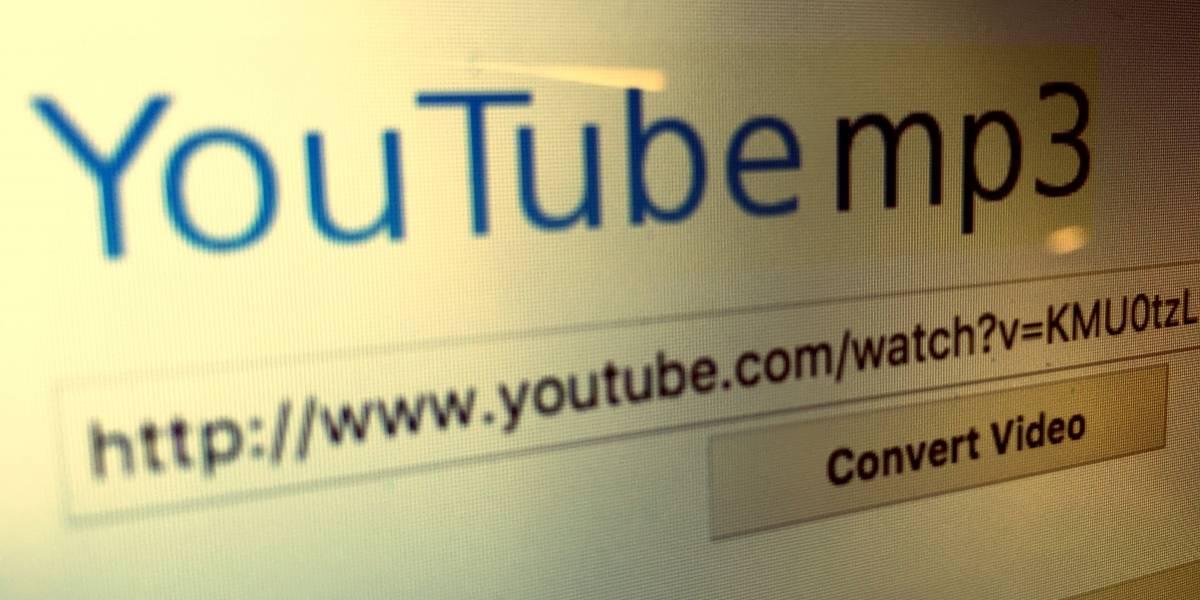 YouTube-MP3 cerrará luego de ser demandado por la RIAA