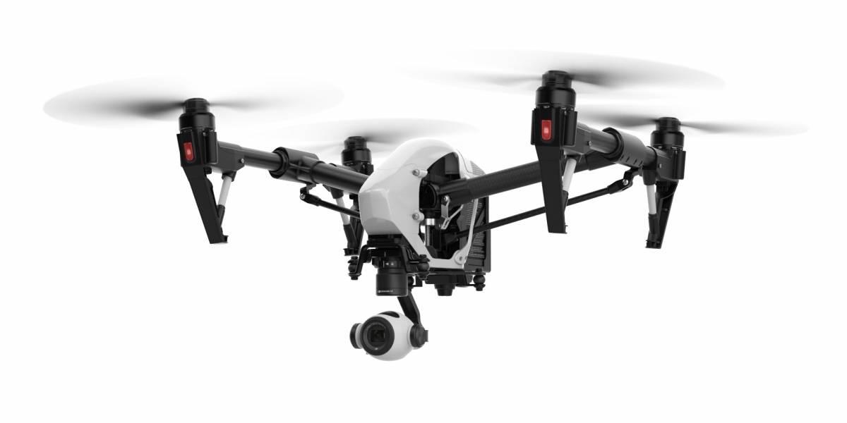 DJI presentó una cámara para drones con zoom óptico